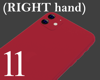 Phone 11 Red (rt)