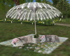 Garden Romantic Umbrella
