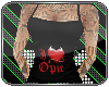 [TK] Opie Black Tank