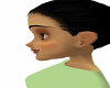 Black Gold Nose Peircing