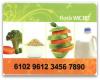 Angle Wic Card