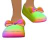 Child Bow Shoes {DER}