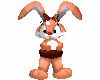 [J] Orange Rabbit Avatar