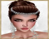 ~H~Wedding Hair Tiara Br