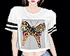 (MD)*Butterfly Shirt*