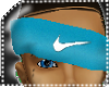 !LC™ Nike SweatBand Blue