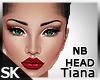 SK| Tiana Head No Blend