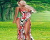 Rose Sun Dress RL