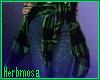 ℋ| Chill - Denim/Green