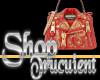 'Schino Red Bag