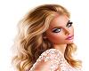 Blonde Cutout
