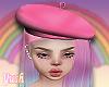 Yu☆ Beret Pink
