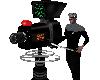 WFLD TV Camera