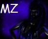 MZ Mell PVC Blue