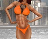 Sexy Orange Bikini