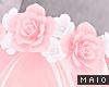 🅜 FLOWER: crown split