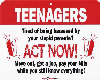 teenager Act NOW