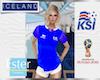 ICELAND KSI worldcup