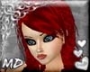 *MD*Volute Red Hair