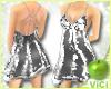 ! Vici-Sexy Sequin Silvr