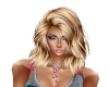 Hair Ash Blond Lizzy 524