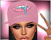 ~Gw~ Pinkish Cap