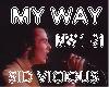 My Way ♫