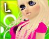 *L* Candy Blonde Sheila
