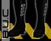 [B.U.C]Onyx Boots