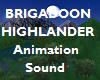 BRIGADOON HIGHLANDER