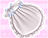 ♡ Blue Maid apron