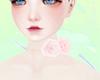 El. Roses Pink Back