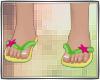 KIDS mermaid sandals