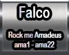 Falco Amadeus