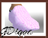 Stacy Pink Gator Loafer