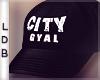 CITY Gyal. Snapback B