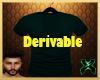 Derivable Male Top