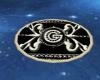 GLAM  Logo Poseless rug