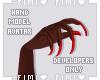 a hand display ³