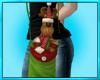 Womens Reindeer Bag