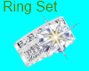 (D) DIAMOND WEDDING RING