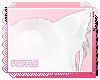 P| Fox Ears Dove