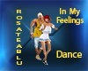 dance of couple feelings