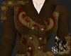 Steampunk Brocade Coat