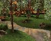 little woodland home