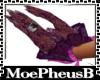 Purple Lace Glove