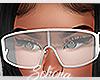 ṩ Puru Glasses Wht
