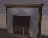 LKC Blue Night Fireplace