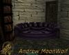 MW Library Round Sofa