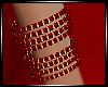 ~CHIC~ Red Bracelets